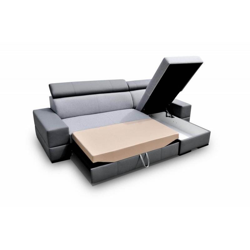 canape d angle convertible avec tetiere nouveaux mod les. Black Bedroom Furniture Sets. Home Design Ideas