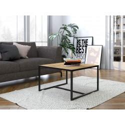 Table basse Barbosa - Style industriel