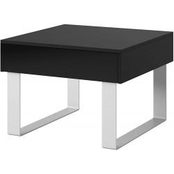Table Basse Calabrini noir ou bois
