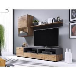 AROS - Meuble de télé style industriel