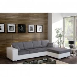 Canapé d'angle 5 places HARMONIA