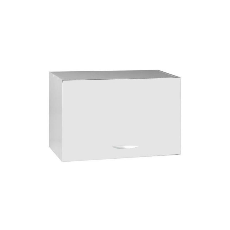 meuble de cuisine capot oxane 1 portes 90 cm laqu e. Black Bedroom Furniture Sets. Home Design Ideas