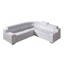 Canapé d'angle avec méridienne OSKAR