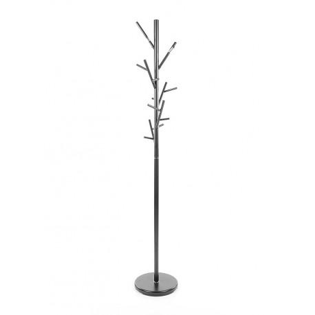Porte-manteau ZEN moderne et design en métal avec ramification tel un arbre nu