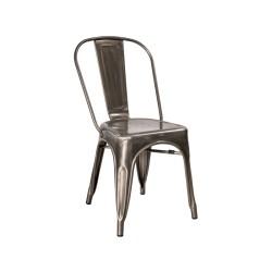 Chaise industrielle LOFT
