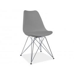 Chaise DSR avec pieds métal TIM