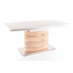 Table FANO avec rallonge couleur bois