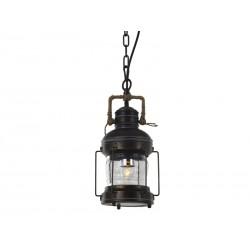 Suspension lumière MINA style industriel