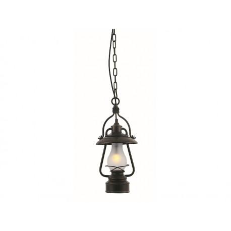 Suspension lumière JANNA style vintage industriel
