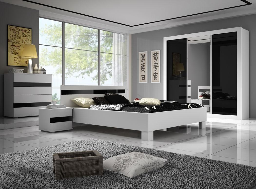 Exceptional Ensemble Chambre Complete Adulte #4: Chambre à Coucher LUCCA Design