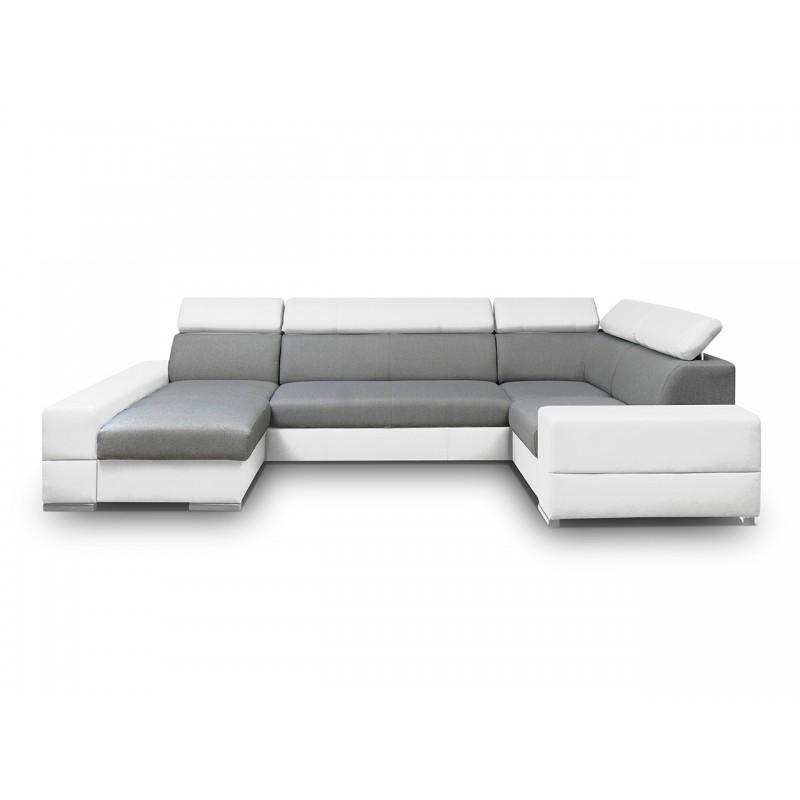 canap panoramique convertible capri. Black Bedroom Furniture Sets. Home Design Ideas