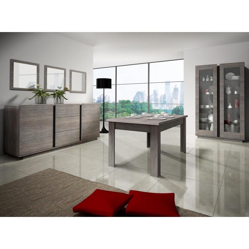 salle manger compl te monsi. Black Bedroom Furniture Sets. Home Design Ideas