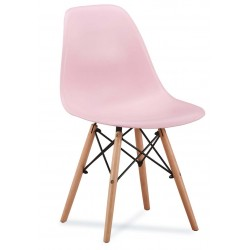 Chaise scandinave AMY