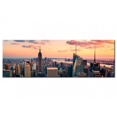 Tableau Mer de gratte-ciel - New York
