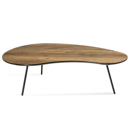 table basse klara2 en bois style scandinave. Black Bedroom Furniture Sets. Home Design Ideas