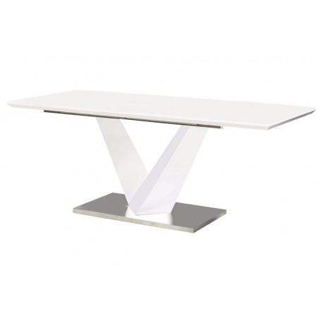 Table moderne LORENZO laquée