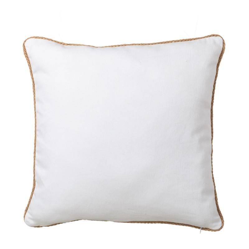 coussin bulledogue free ii en coton 45 x 45 cm. Black Bedroom Furniture Sets. Home Design Ideas