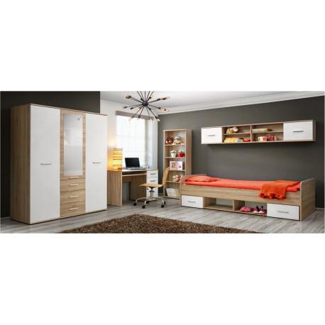 Chambre complète pour enfant DINO IV style scandinave