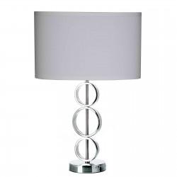 Lampe design en métal 30 x 18 x 47 cm
