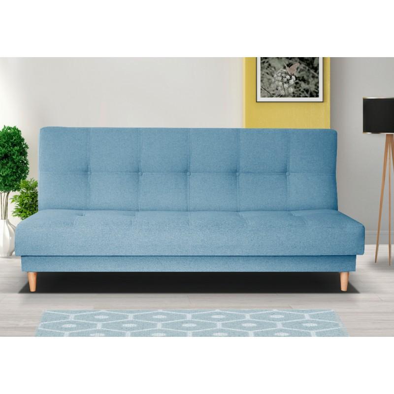 clic clac convertible elisa iv style scandinave. Black Bedroom Furniture Sets. Home Design Ideas