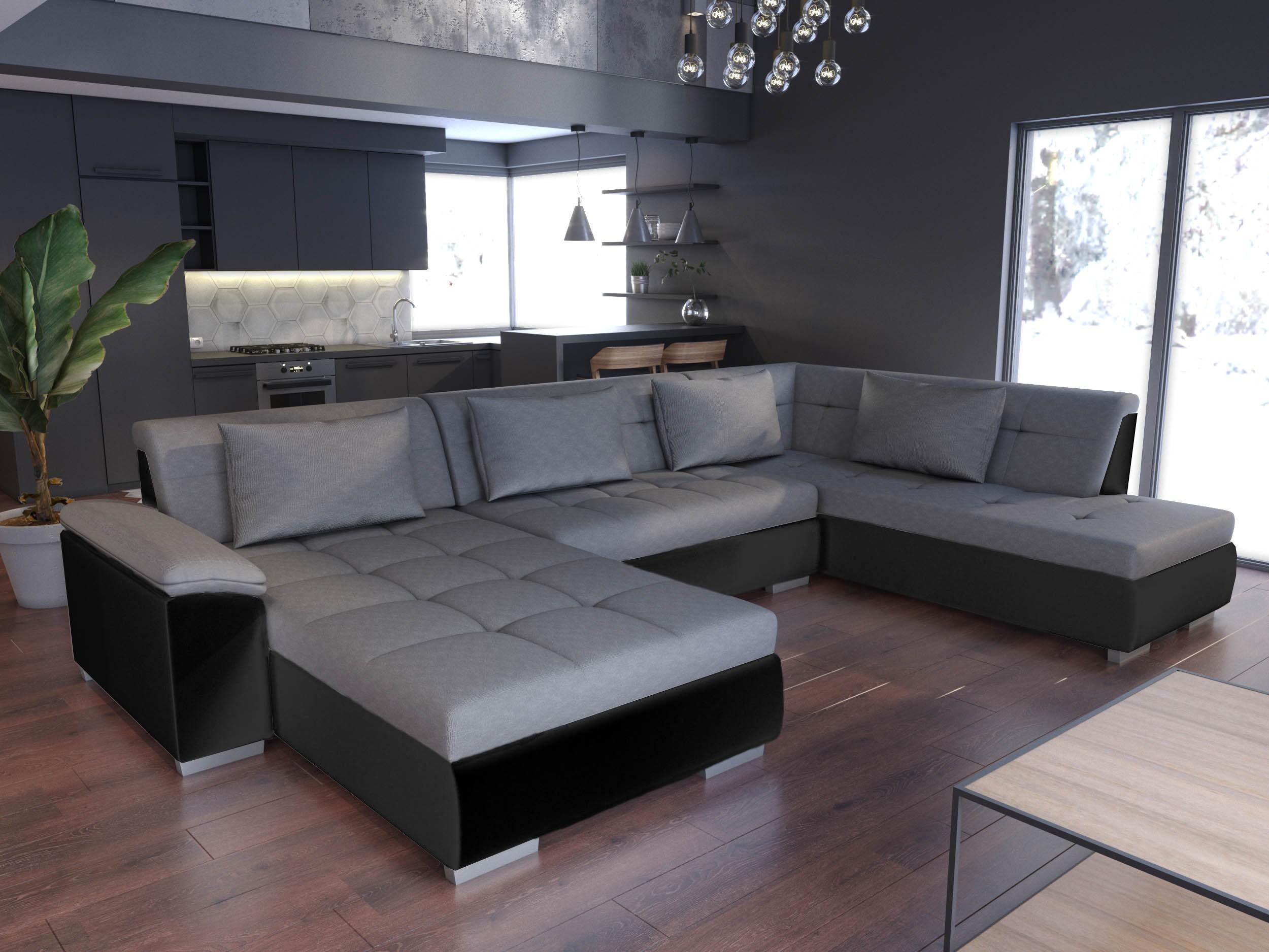 Choisir Un Canapé Densité canapé panoramique convertible lemon. un grand canapé design