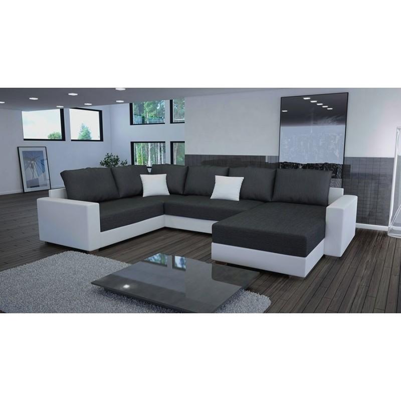 canap panoramique convertible still. Black Bedroom Furniture Sets. Home Design Ideas
