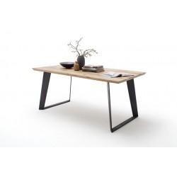 Table design Jenak chêne massif