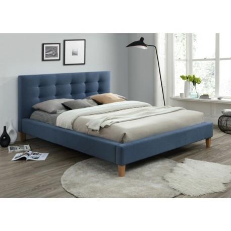Lit TEXAS style moderne 160 x 200 cm