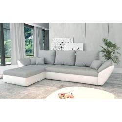 Canapé d'angle convertible ALISSA