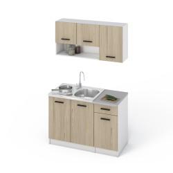 kitchenette - Cuisine complète JALA 120cm
