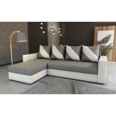 Canapé d'angle convertible HULI