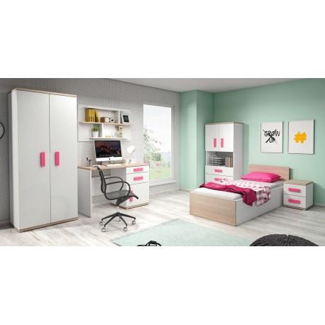 Chambre complète pour enfant UNO style scandinave