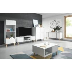 Salon complet ZULTE style scandinave
