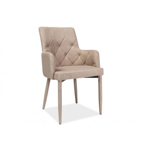 Chaise matelassée RICARDO