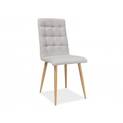 Chaise OTTO design en tissu
