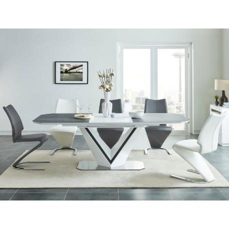 Table avec rallonge VALERIO