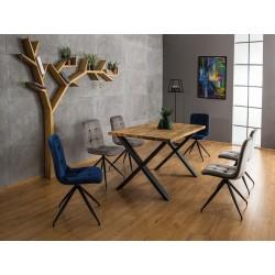 Table en chêne XAVIERO II