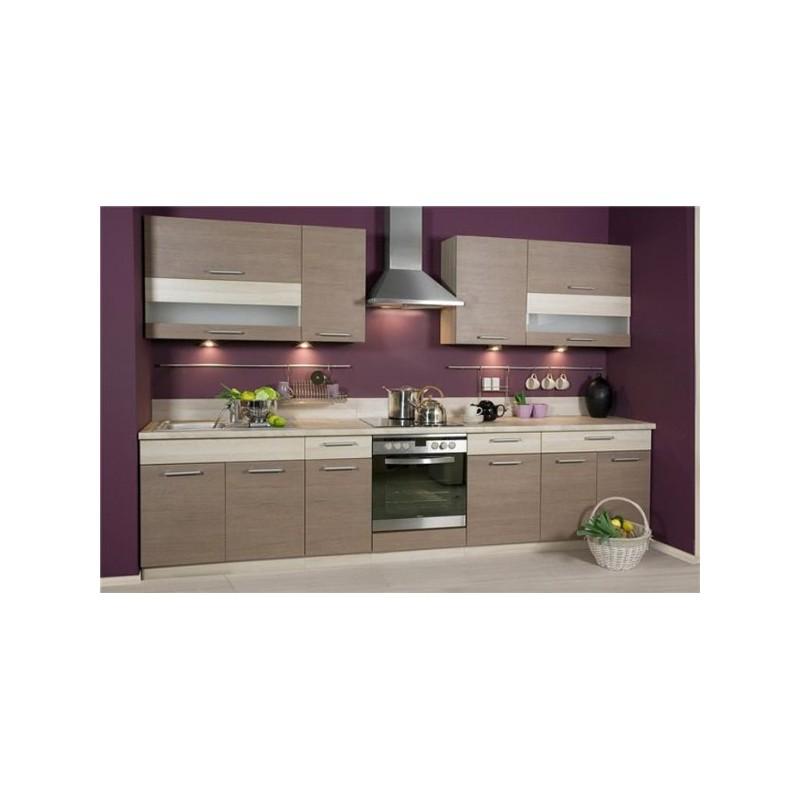Cuisine quip e de 3m20 elise - Comment installer une cuisine equipee ...