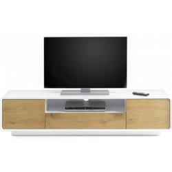 Meuble TV TOULOUSE 1 tiroir 2 portes