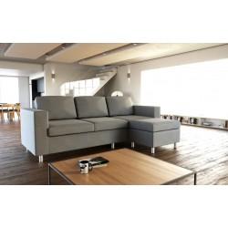 Canapé d'angle SILVIO