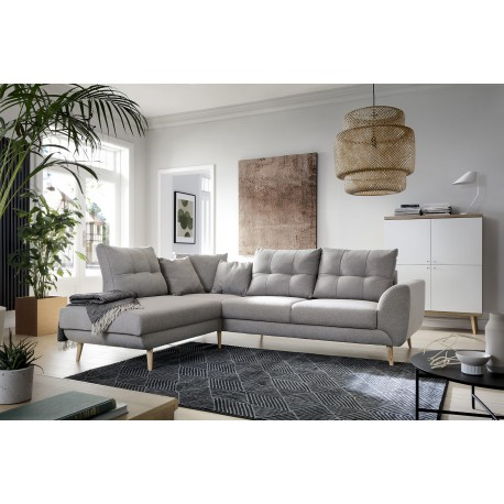 Canapé d'angle STORMI