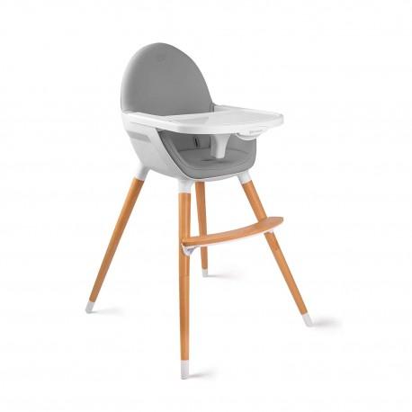 Chaise haute pour bébé 2 en 1 FILI scandinave