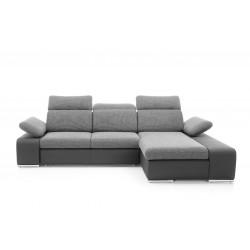 Canapé d'angle convertible ODESSA