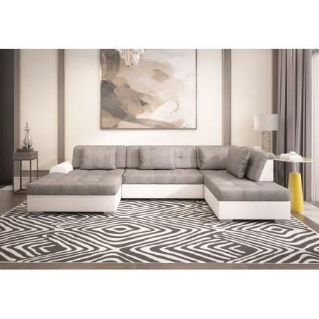 canap panoramique convertible liberta un grand canap. Black Bedroom Furniture Sets. Home Design Ideas