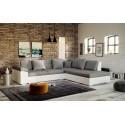 Canapé d'angle TANOS