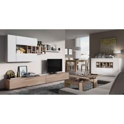 Meuble télé DELO 260 cm design