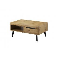Table basse NORDY de 107 cm