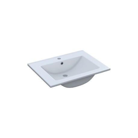 Vasque céramique en 50x40 cm