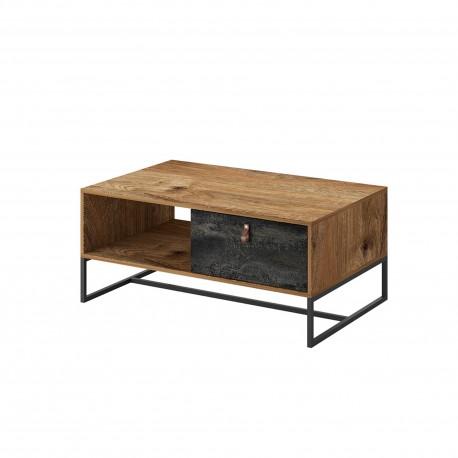 Table basse DARK de 104 cm