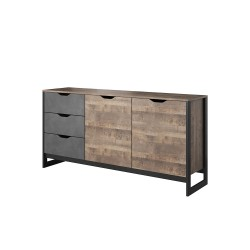 Commode / Buffet de 160 cm industriel ARDAN
